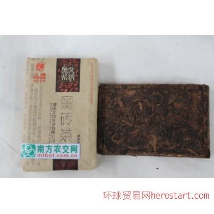 2010年黑砖茶(精品)