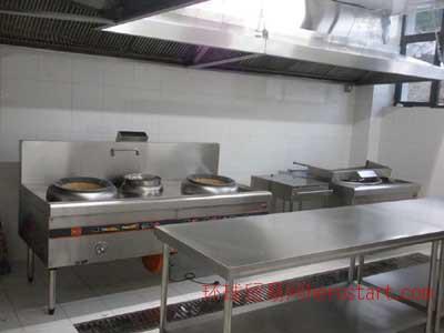 陕西酒店厨房设备