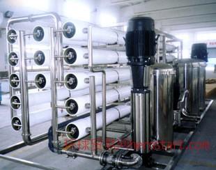 RO反渗透原水处理设备