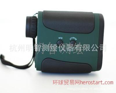 1500VR便携式激光测距仪望远镜测高测距仪