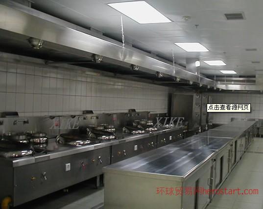 深圳酒店节能炒炉、节能厨具工程