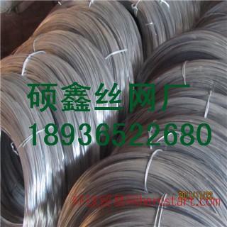 【优惠大酬宾】铁丝生产厂家 供应镀锌铁丝 软铁丝