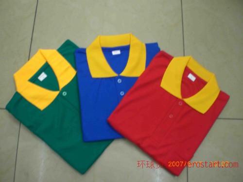 郑州银晓服饰 提供低价的文化衫 广告衫