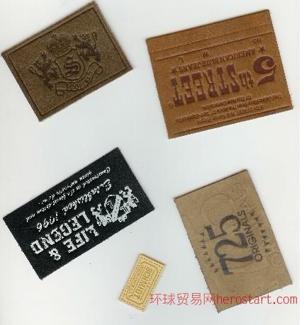 宁波服饰吊牌、服饰布标设计生产厂家