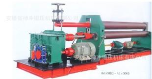 神冲锻压厂家直销W11XBG-16*3000系列机械卷板机 质量保证
