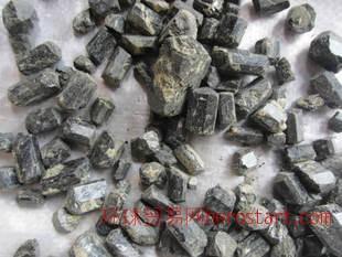 各种规格电气石 河北 晶体电气石