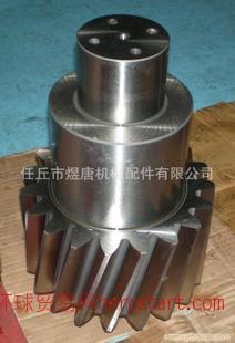 定做齿轮轴 锥齿轮轴 光轴批零量优惠可设计齿轮箱