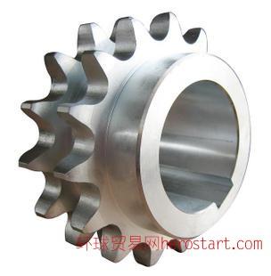 定做印刷机齿轮 链轮 锥齿轮等传动件 厂家供应质优