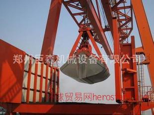 卸船机 旋转式卸船机 螺旋卸船机 卸船机 可定制