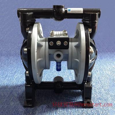 6分气动隔膜 阿沙溢铝合金气动隔膜泵 a-20隔膜泵 质量保证