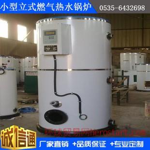 小型立式燃气热水锅炉 全自动常压燃气热水锅炉 工业燃气热水机组