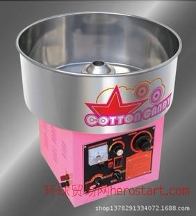 花式棉花糖机 彩色棉花糖机 煤气式棉花糖机