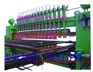 金属制品焊接设备 龙门焊机 自动排焊机  自动化多点龙门焊机