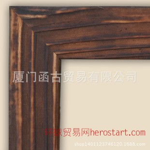 进口实木原创画框线条 实木线条