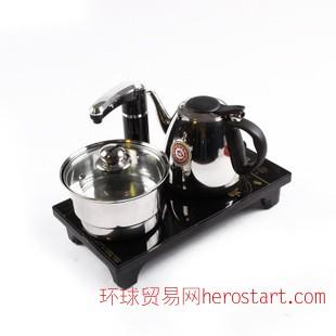 四合一茶盘专用 电磁炉 电热炉 抽水功夫茶具 茶道配件