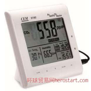 CEM DT-802桌面型室内空气质量检测仪