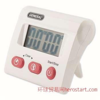 GENERAL TI170工业用100分钟正计时和倒计时定时器