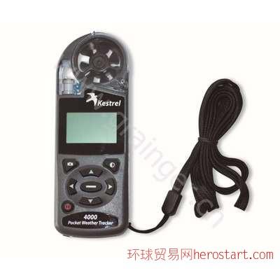 NK4000 户外型气象风速仪(加测温湿度,露点温度
