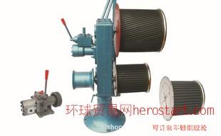 福鼎大雁渔业机械二轮液压起网机(中型)