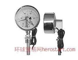 电接点双金属温度计 质量保证 价格优惠