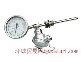 带热电偶/热电阻双金属温度计质量保证