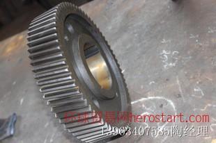 精密圆柱形齿轮 专业热卖优质圆柱形齿轮 质优