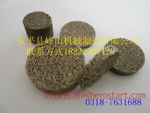 质优价廉钢丝网滤片 金属丝网垫