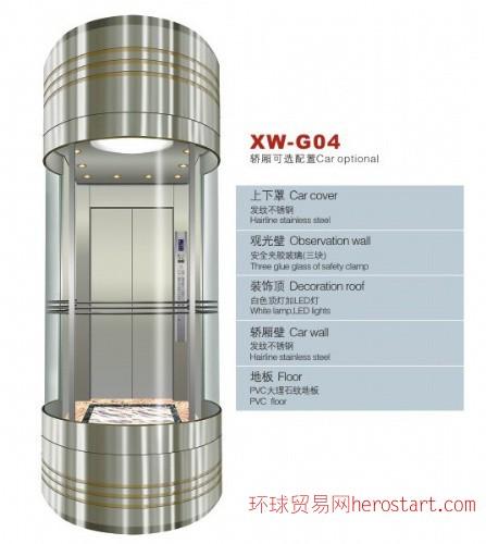 观光系列电梯2