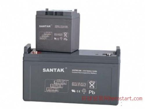 西安山特12V 65AH 100AH蓄电池代理,西安松下65AH 100AH蓄电池经销