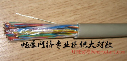 :耐克森5类大对数,耐克森大对数电缆,通信电缆