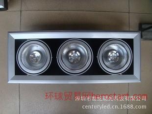 双头COB LED斗胆灯,集成LED豆胆灯,高亮度COB