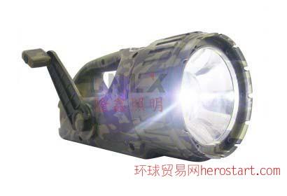LXZM-02手提式巡检强光工作灯