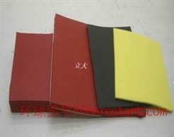 立大防静电硅胶板加工分切硅胶板