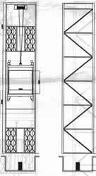 北京升降货梯 北京载货电动提升机设计安装