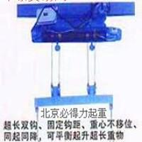 双钩起重葫芦 具有两个吊点同步型电动葫芦参数