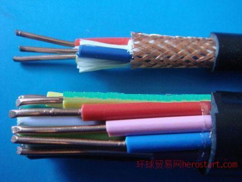 大连屏蔽电缆屏蔽软电缆铠装电缆