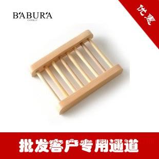 木质皂托皂架皂盒 手工精油皂木制皂盒托 10个起拍