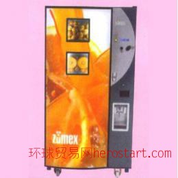 雪蜜牌Zumex Vending全自动投币冷冻榨橙汁机