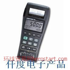 CENTER-500温度记录仪台湾群特CENTER500