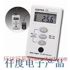 CENTER-340温度记录仪台湾群特CENTER340