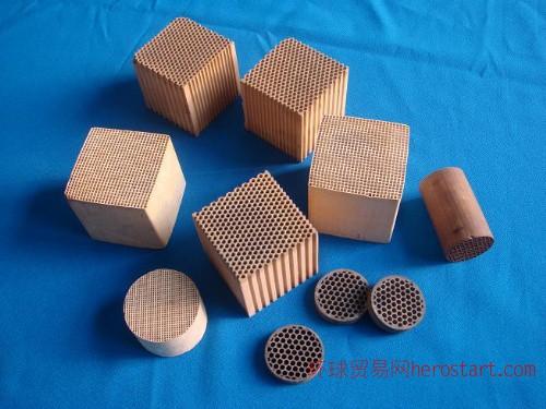 漆包机用催化块