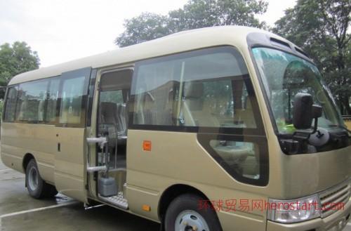 天通租车-舒适豪华大中巴士