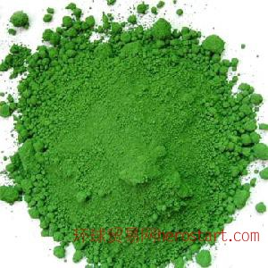抛光级氧化铬绿