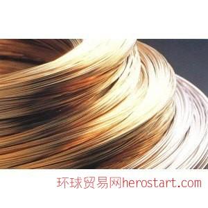 装饰品耳环用B19白铜线白铜扁线,圆线