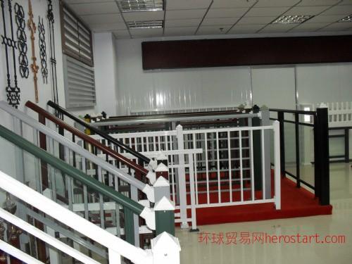 郑州渲润护栏围栏展厅介绍