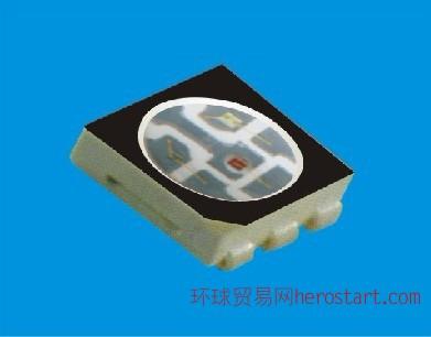 高品质,5050RGB,可过高温回流焊