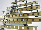 鑫海工矿机电 供应 镁铝合金平尺 1000*60*30精密量具专业厂家