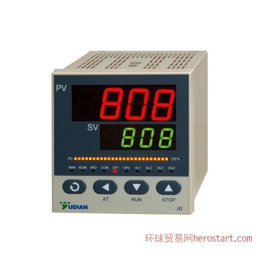宇电AI-808P程序型人工智能温控器/PID调节器