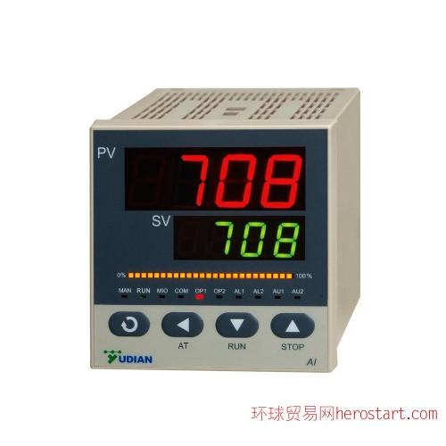宇电AI-708P程序型人工智能温控器/PID调节器
