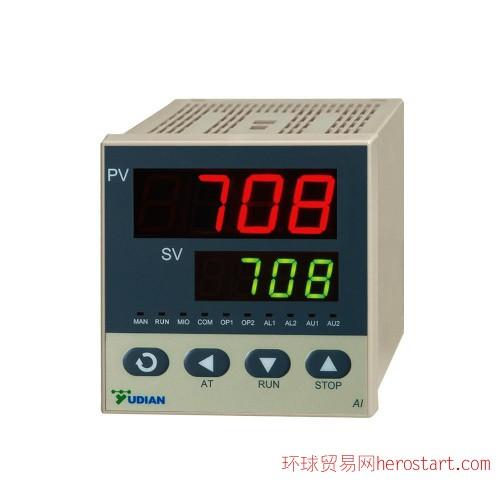 宇电AI-708人工智能温控器/PID调节器